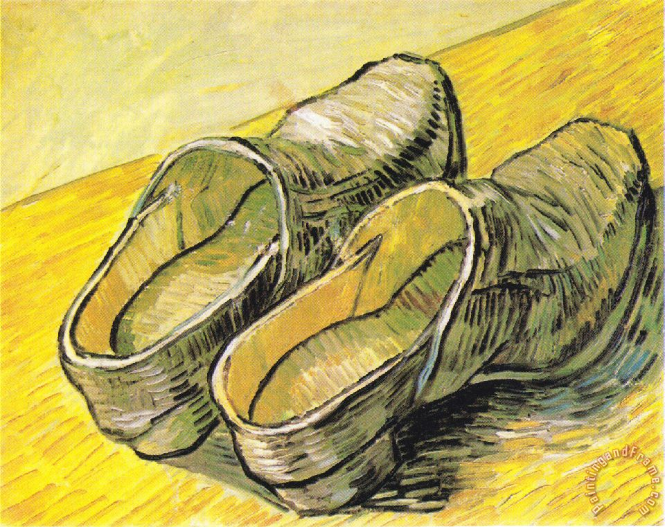 a_pair_of_wooden_shoes